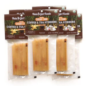 ORGANIC COFFEE/TEA STIRRERS