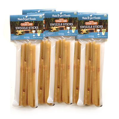 ORGANIC SWIZZLE STICKS