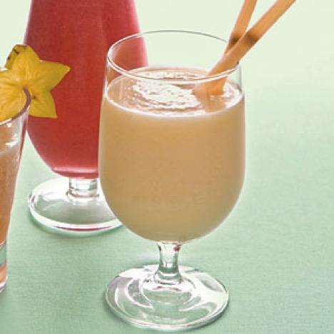 Organic Sugar Cane Swizzle Sticks in Mango Piña Colada
