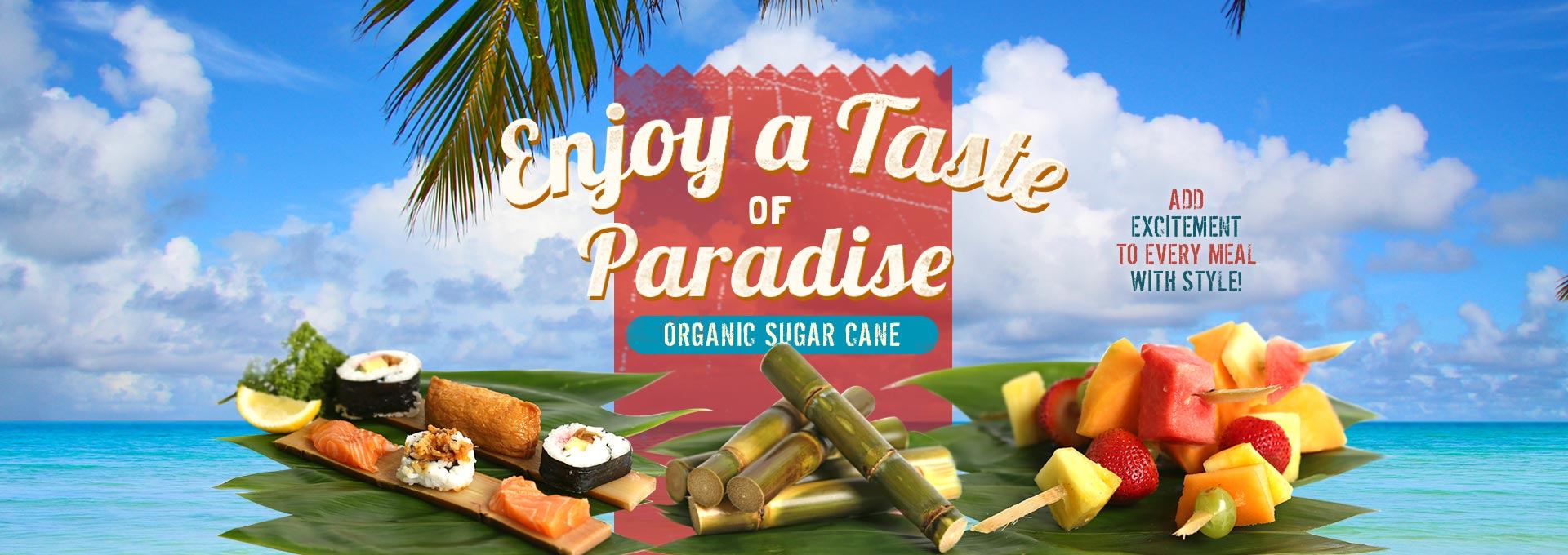 Organic Sugar Cane Products